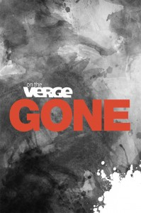 On the Verge: GONE - cover