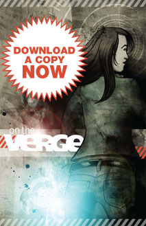 Download a copy of On the Verge - the Beginning here