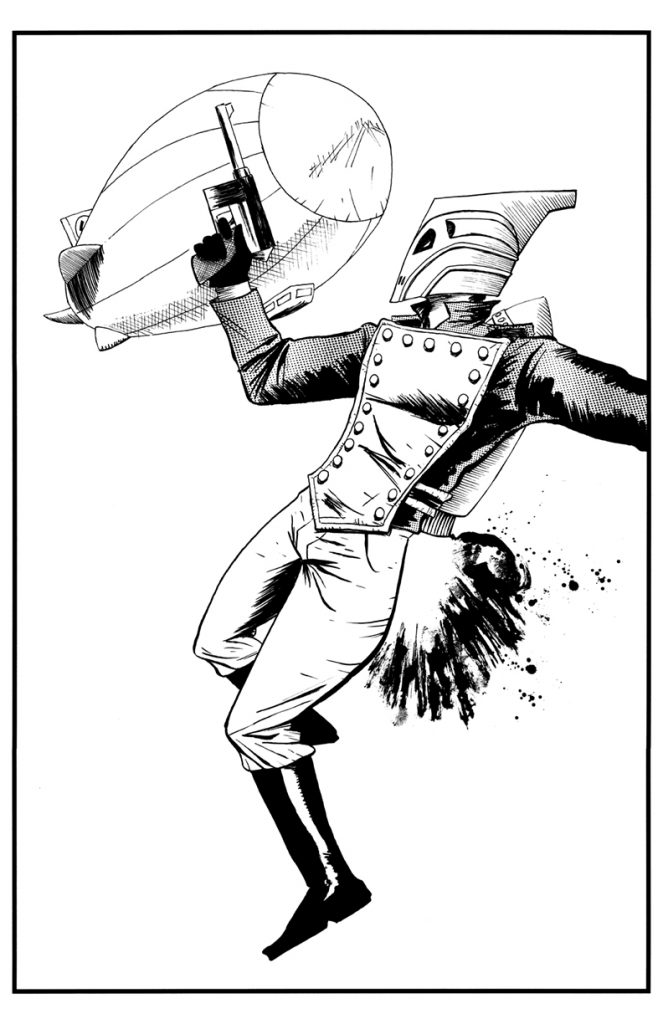 theRocketeer-inks
